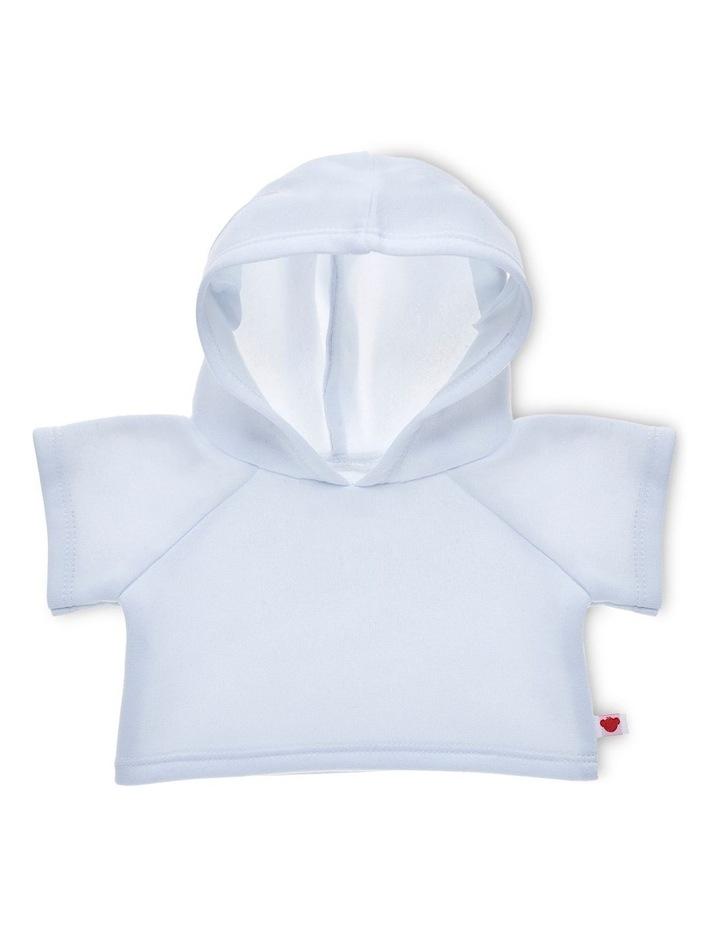 White Hoody image 1