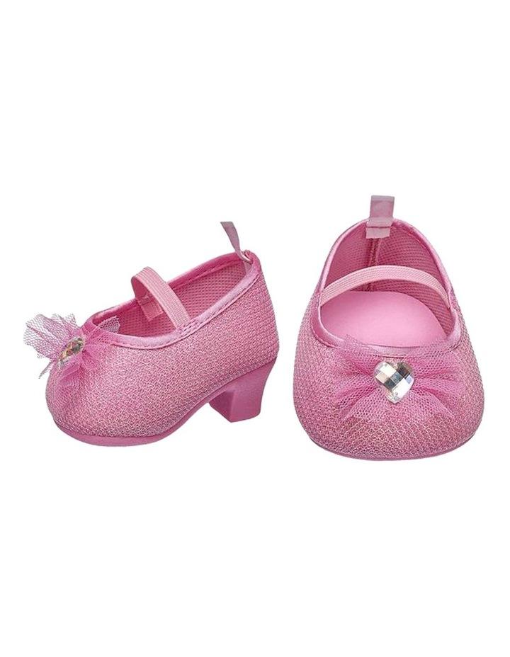 Pink Sparkle Heel image 1