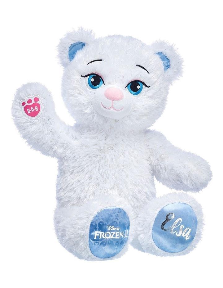 Disney Frozen 2 Elsa Inspired Bear image 1