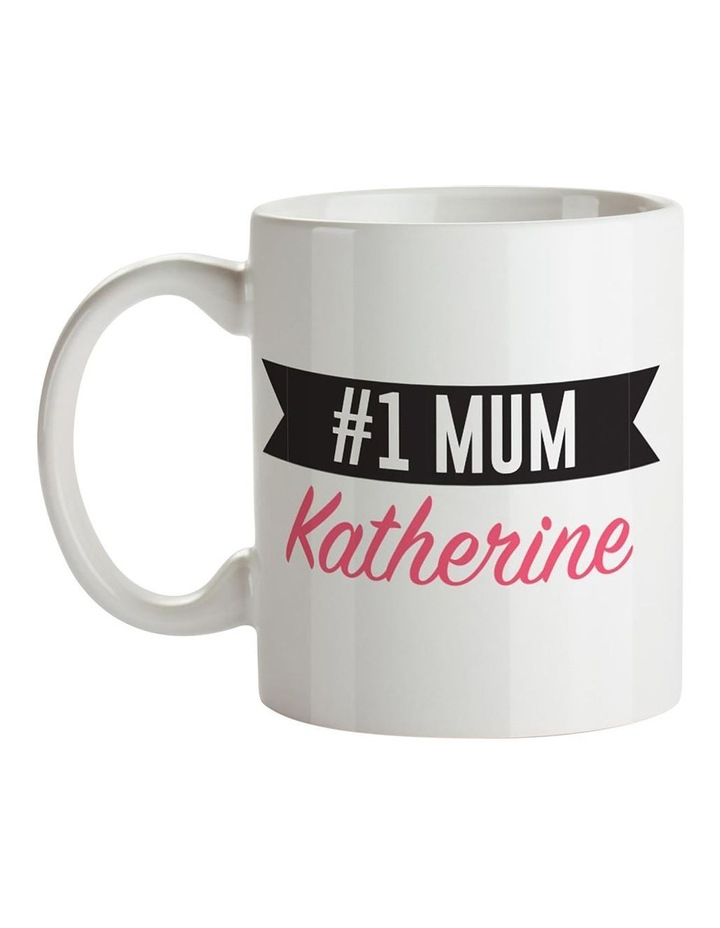 No.1 Mum Ceramic Mug image 1