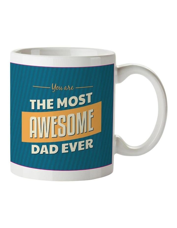 Awesome Dad Ceramic Mug image 1