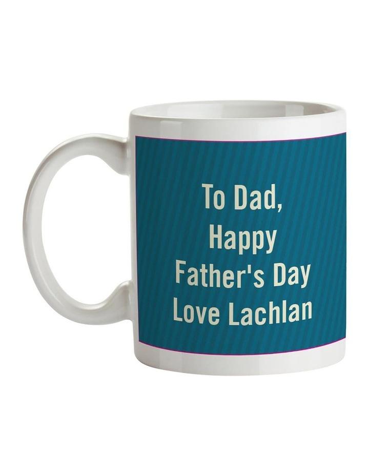 Awesome Dad Ceramic Mug image 2
