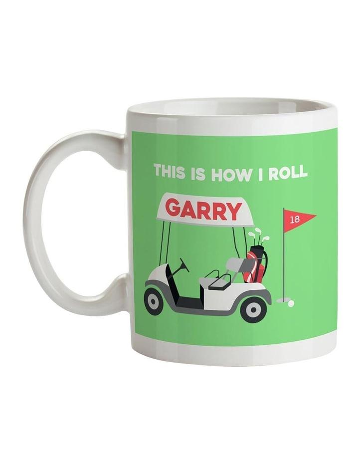 Golf Caddy Ceramic Mug image 1