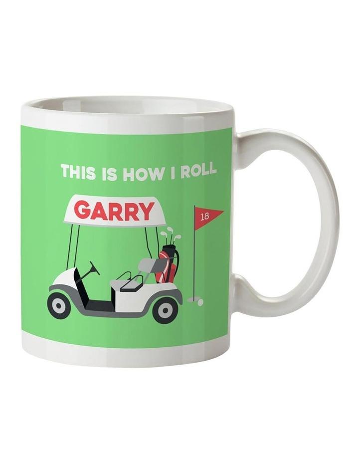 Golf Caddy Ceramic Mug image 2