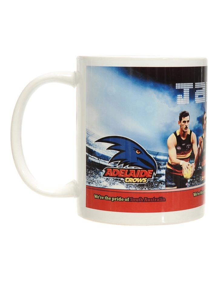 Personalised Adelaide Crows Ceramic Mug image 1