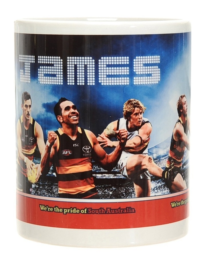 Personalised Adelaide Crows Ceramic Mug image 2