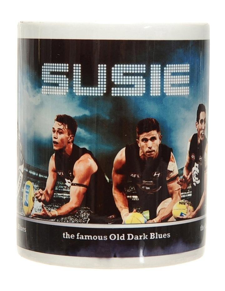 Personalised Carlton Blues Ceramic Mug image 2
