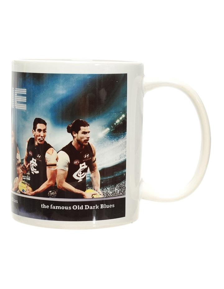 Personalised Carlton Blues Ceramic Mug image 3