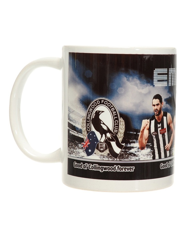 Personalised Collingwood Ceramic Mug image 1