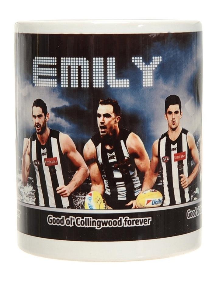 Personalised Collingwood Ceramic Mug image 3