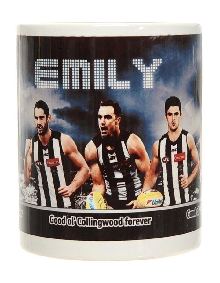 Personalised Collingwood Ceramic Mug image 4