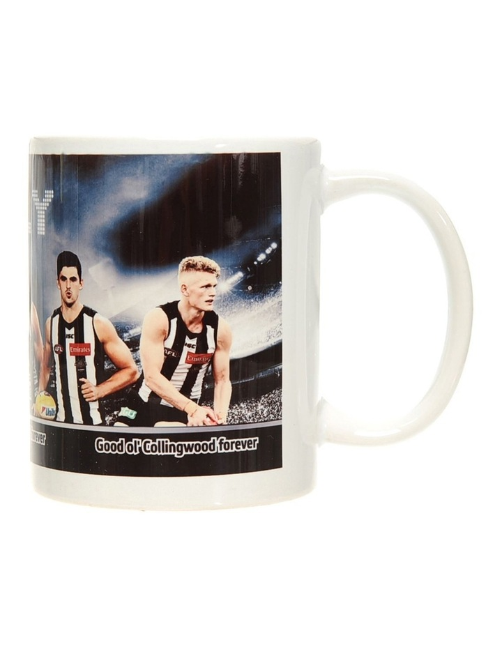 Personalised Collingwood Ceramic Mug image 6
