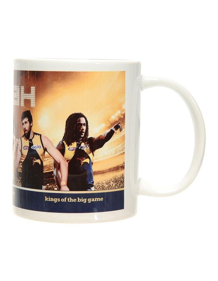 Personalised West Coast Eagles Ceramic Mug image 3