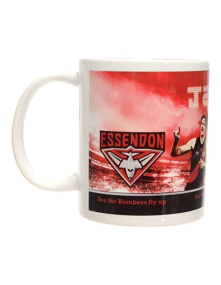 Personalised Essendon Bombers Ceramic Mug image 1