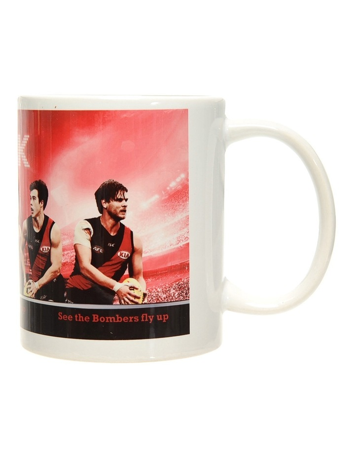 Personalised Essendon Bombers Ceramic Mug image 3