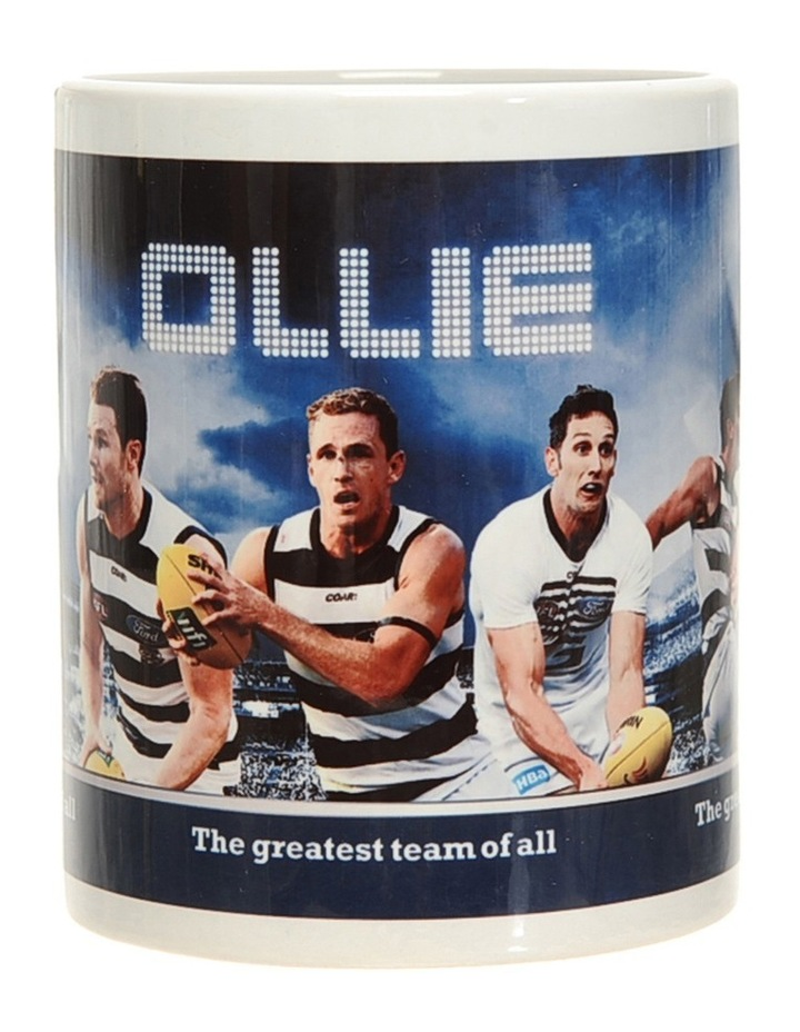 Personalised Geelong Cats Ceramic Mug image 3
