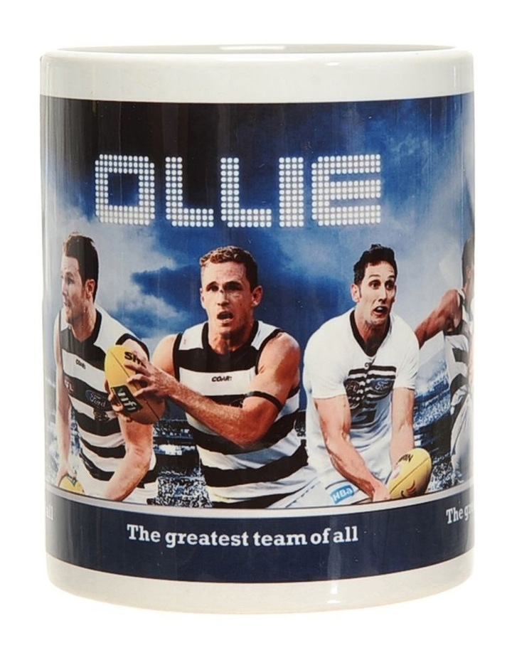 Personalised Geelong Cats Ceramic Mug image 4