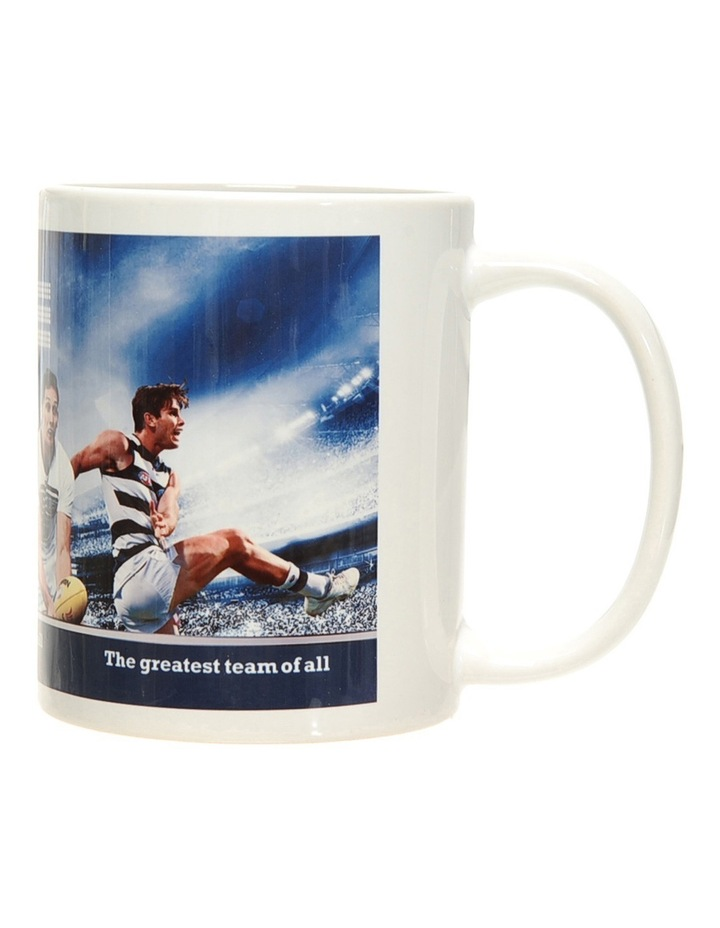 Personalised Geelong Cats Ceramic Mug image 5