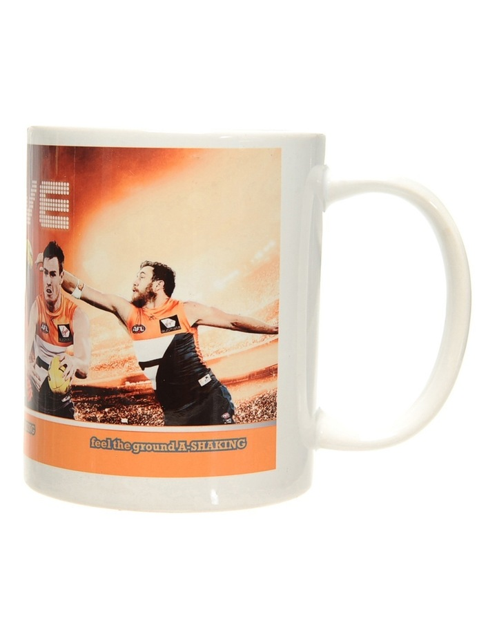 Personalised GWS Giants Ceramic Mug image 3