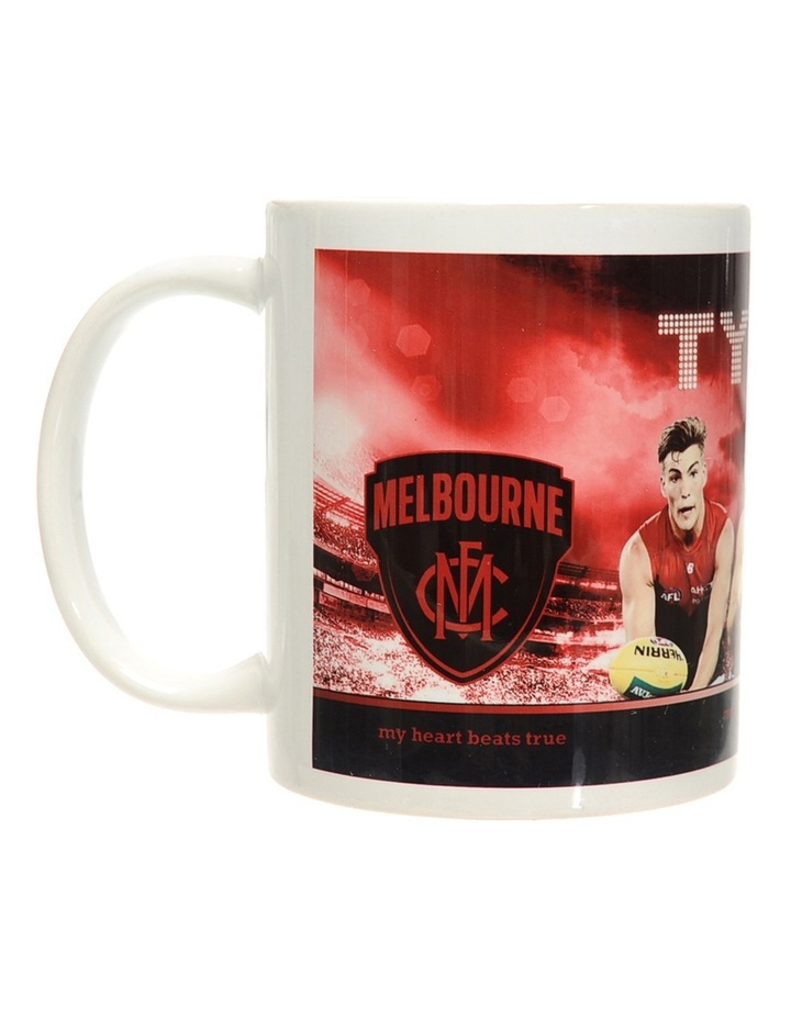 Personalised Melbourne Demons Ceramic Mug image 1