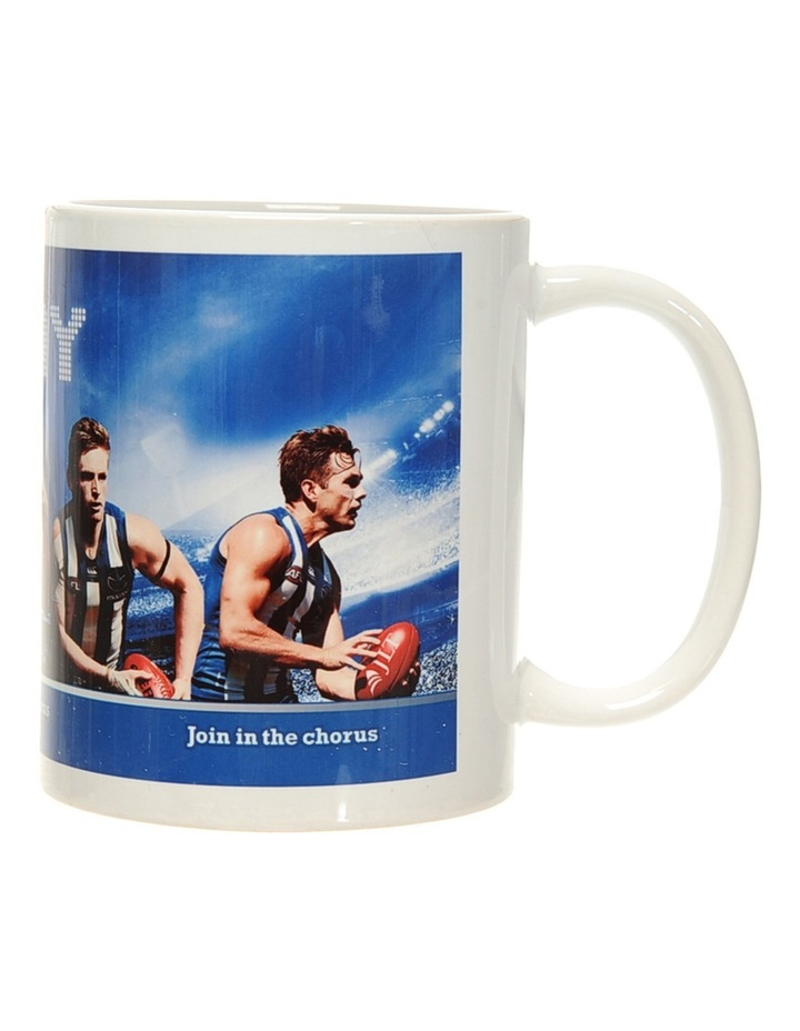 Personalised North Melbourne Ceramic Mug image 3