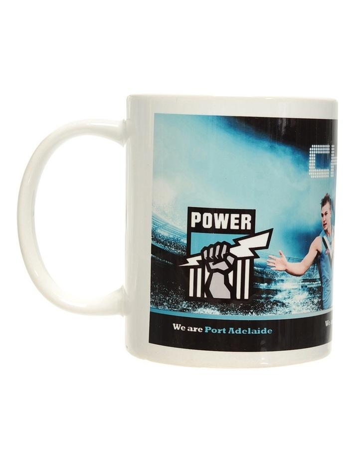 Personalised Port Adelaide Ceramic Mug image 1