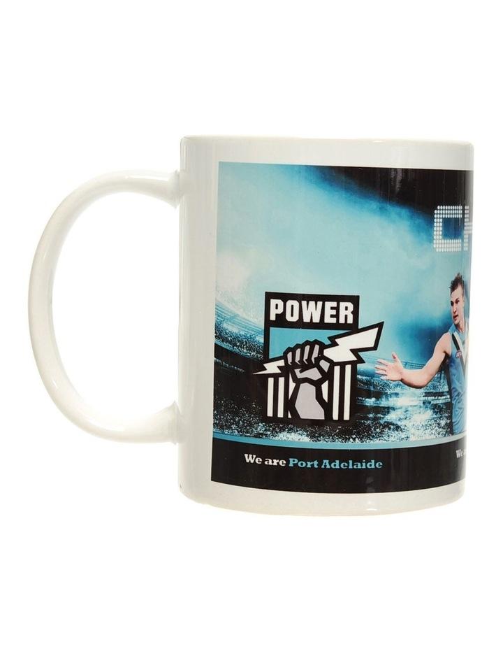 Personalised Port Adelaide Ceramic Mug image 2