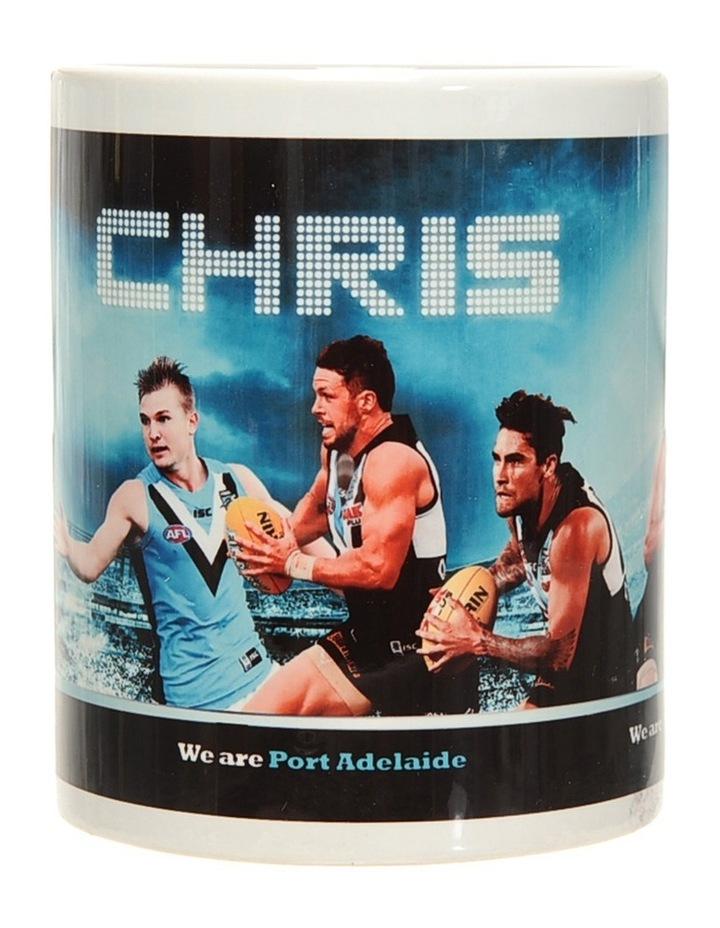 Personalised Port Adelaide Ceramic Mug image 3