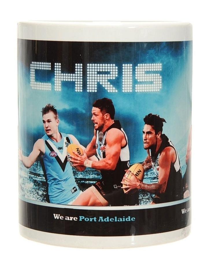 Personalised Port Adelaide Ceramic Mug image 4