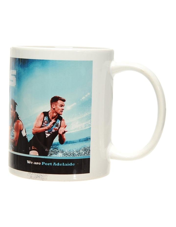 Personalised Port Adelaide Ceramic Mug image 5