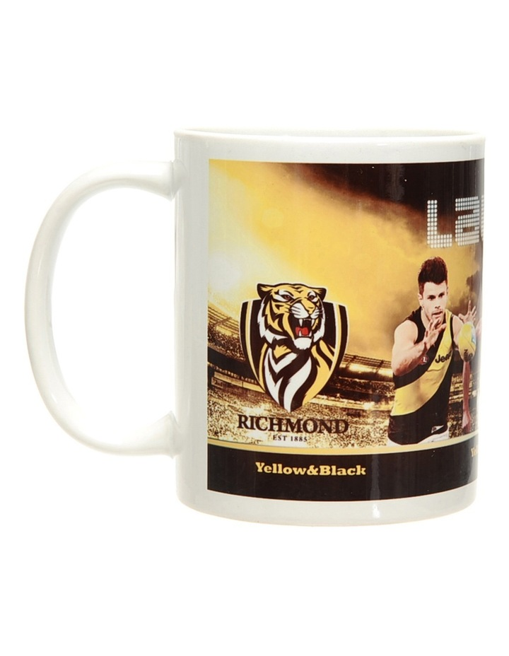 Personalised Richmond Tigers Ceramic Mug image 1