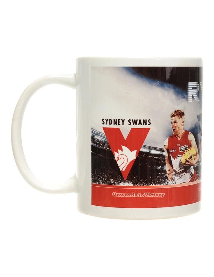 Personalised Sydney Swans Ceramic Mug image 1