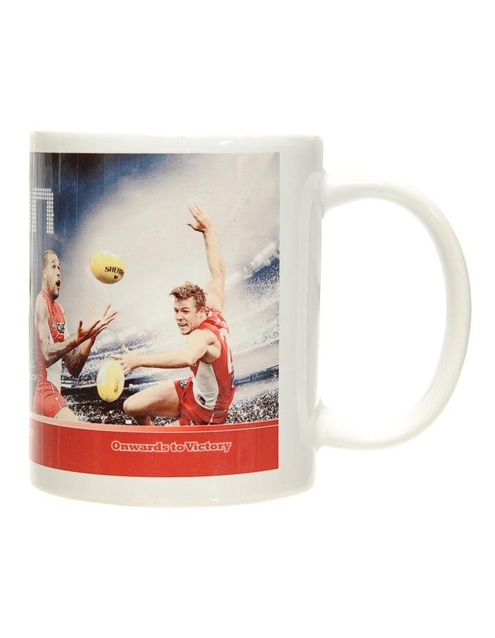 Personalised Sydney Swans Ceramic Mug image 3