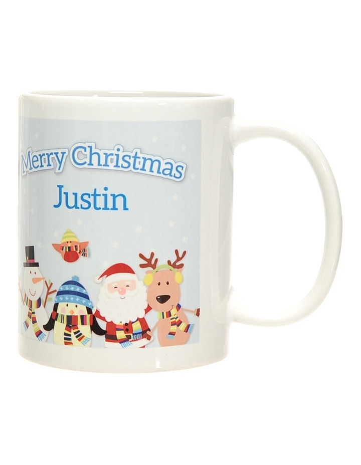 Christmas Friends Christmas Ceramic Mug image 2