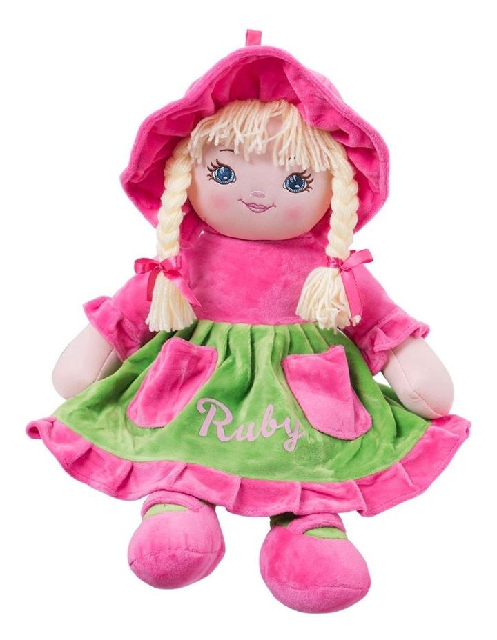 Personalised Rag Doll image 1