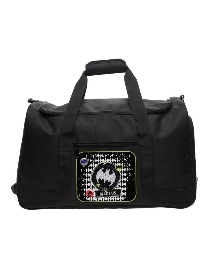 Personalised Batman Action Sports Bag image 1