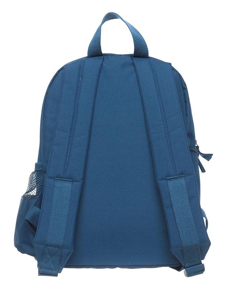 Personalised Justice League Flash Medium Navy Backpack image 2