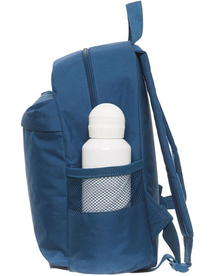 Personalised Justice League Flash Medium Navy Backpack image 3