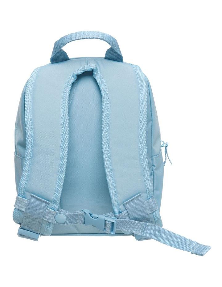 Personalised Peppa Pig George Travel Mini Pale Blue Backpack image 2