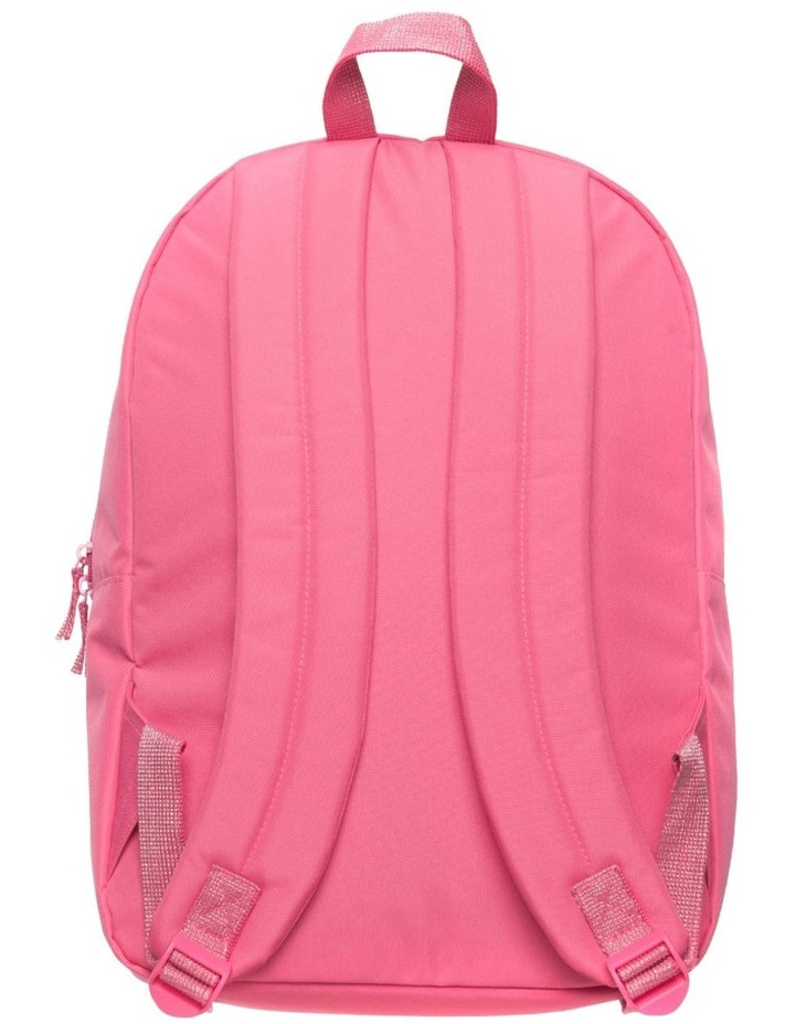 Peppa Pig Team Peppa Medium Pink Backpack image 2
