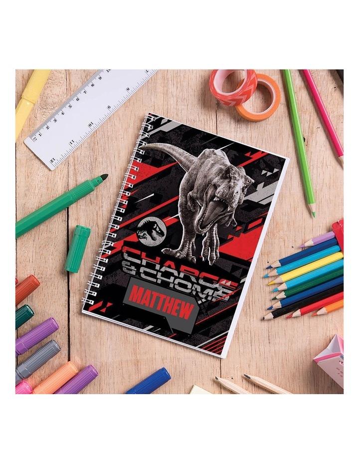 Jurassic World Charge & Chomp A5 Notebook image 4