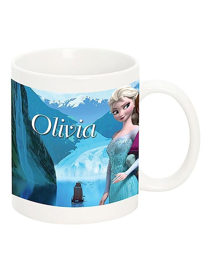 Personalised Frozen Ceramic Mug image 1