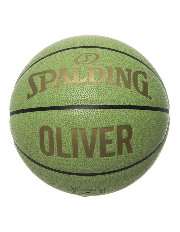 Personalised SPALDING Basketball - Size 6 image 1