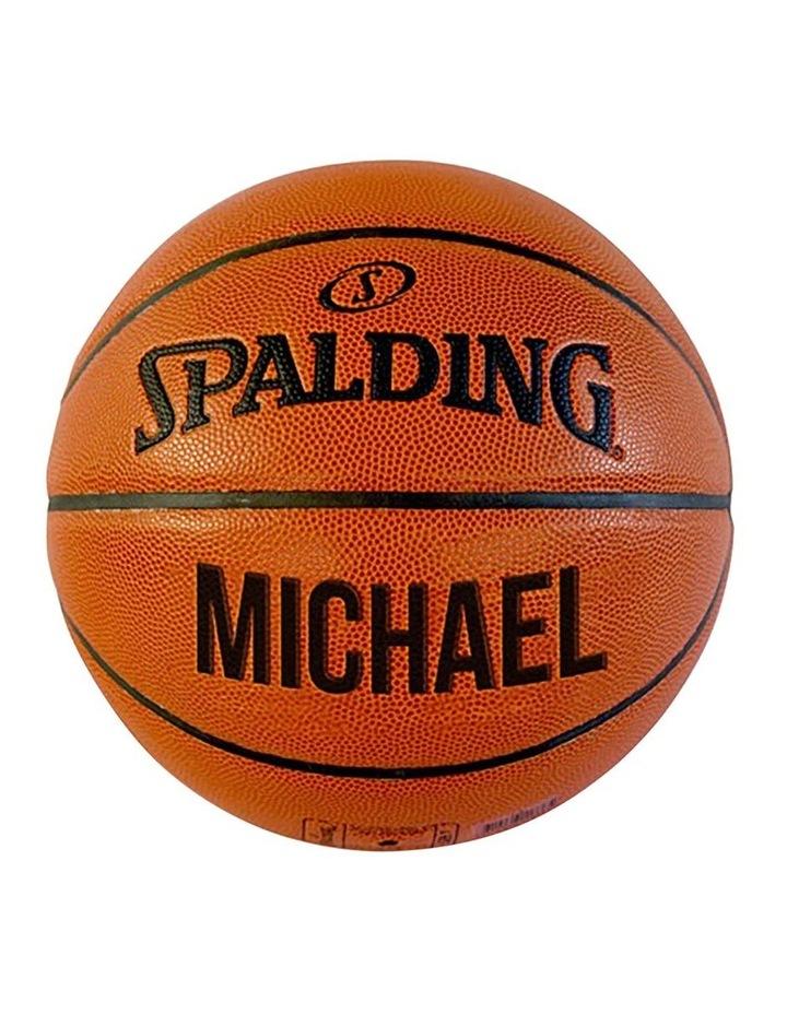 Personalised SPALDING Basketball - Size 7 image 1