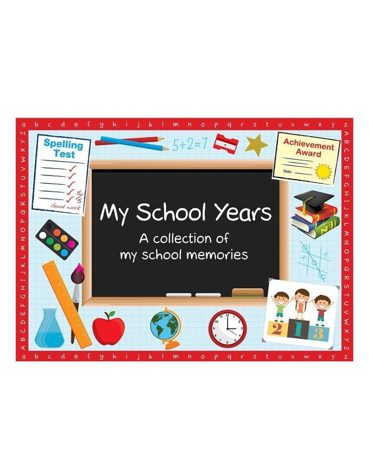 My School Years Hard Cover image 1