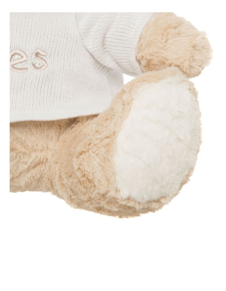 Personalised Plush Teddy Bear with Jumper image 2