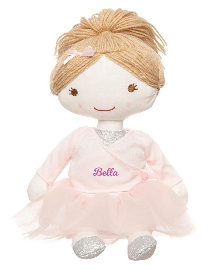 Personalised Ballerina Rag Doll image 1