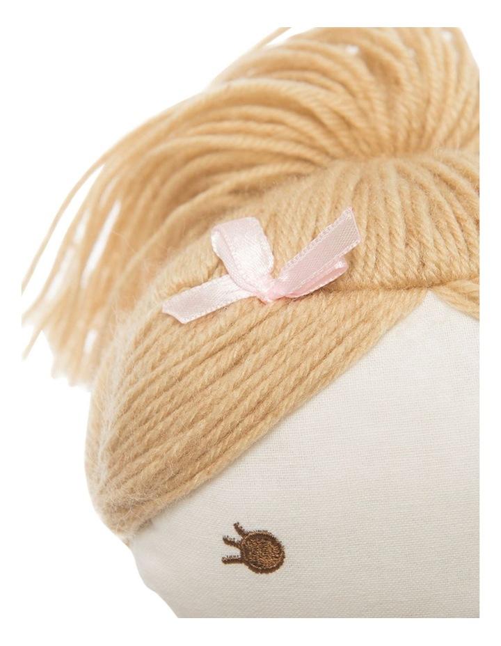 Personalised Ballerina Rag Doll image 2