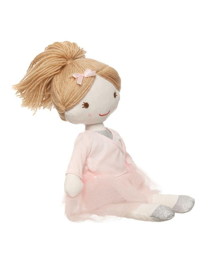 Personalised Ballerina Rag Doll image 4