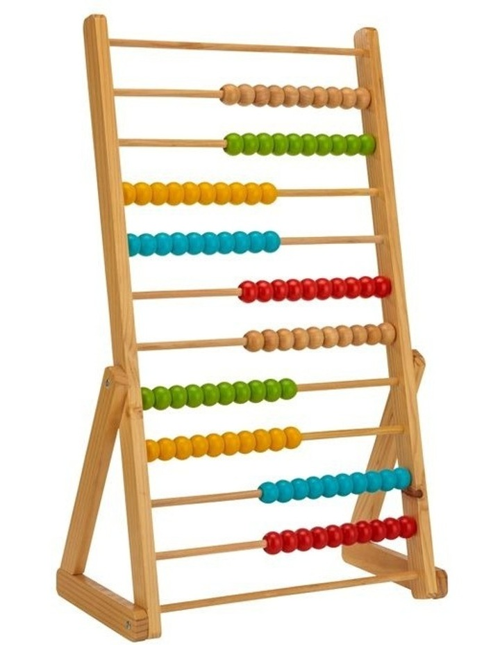 Giant Abacus Calculating Numbers Set 48cm x 68cm image 1